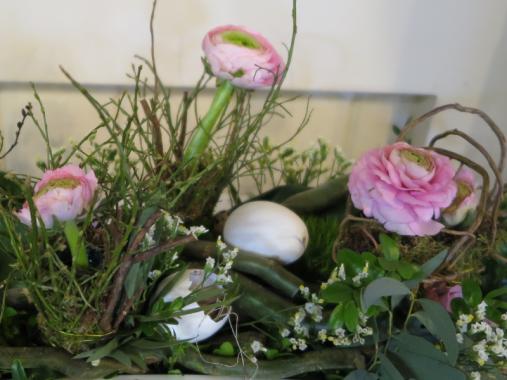 Voorjaar roze